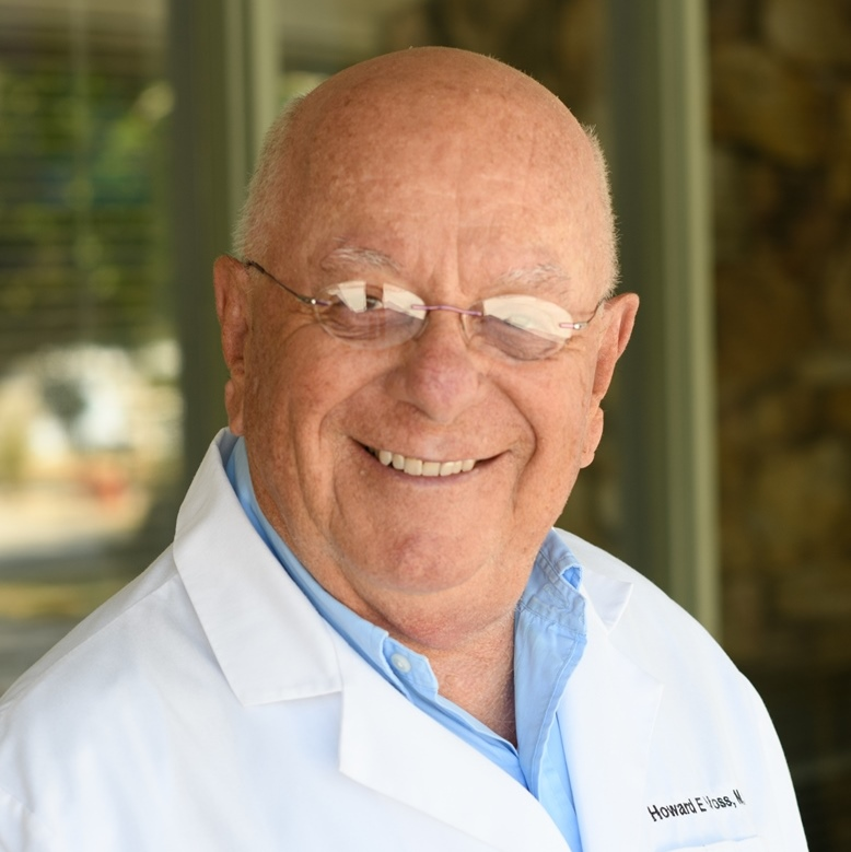 HOWARD E. VOSS, MD, MACP