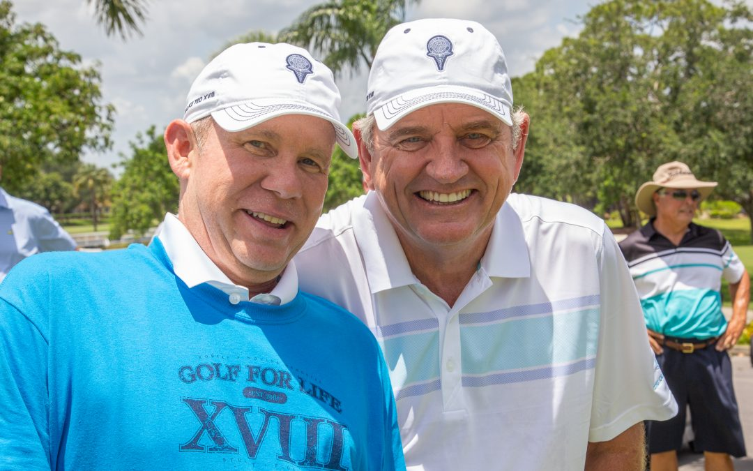 A Successful Weekend for the 18th Annual Robert F. Novins Memorial Reception & Golf Tournament