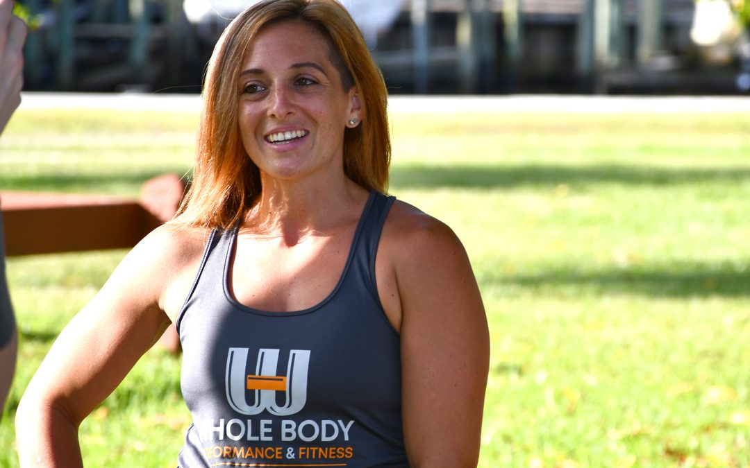 VIM Fit Fest Week 01 at Shepard Park – with Amanda from Whole Body Performance & Fitness