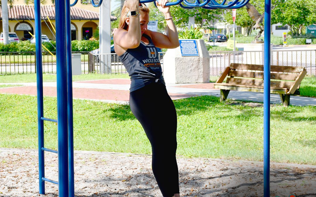 VIM Fit Fest Week 04 at Kiwanis Park – Workout with Amanda from Whole Body Performance & Fitness
