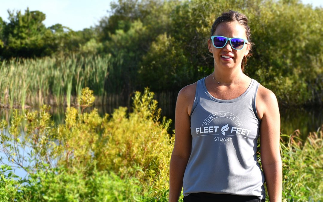 VIM Fit Fest Week 02 at Haney Creek Park – Running with Stephanie and Mary from Fleet Feet