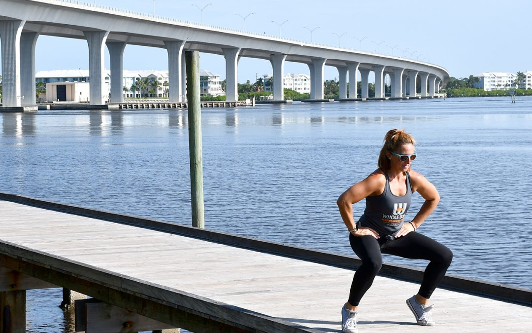 VIM Fit Fest Week 09 at Flagler Park – Workout with Amanda from Whole Body Performance