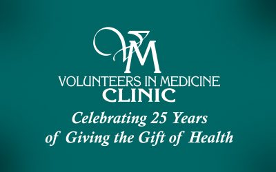 Volunteers in Medicine Clinic's 25th Anniversary!