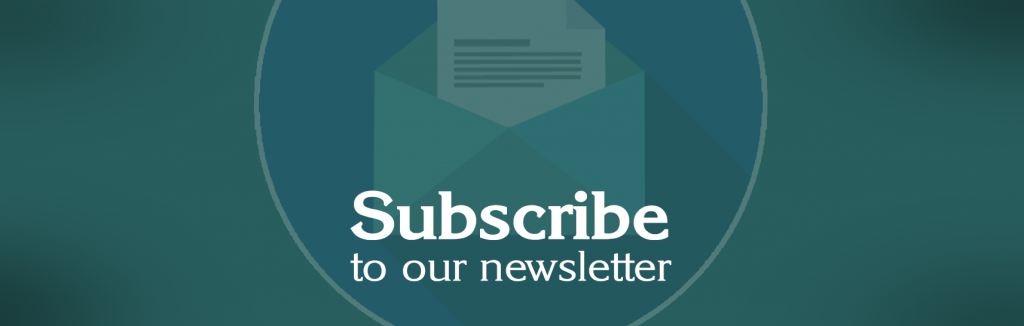 Subscribe Newsletter Button