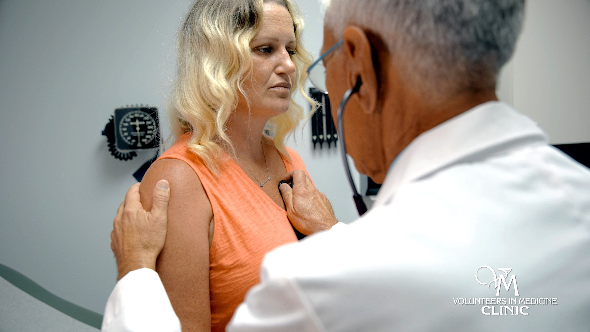 Volunteers in Medicine Clinic's new TV commercials 02